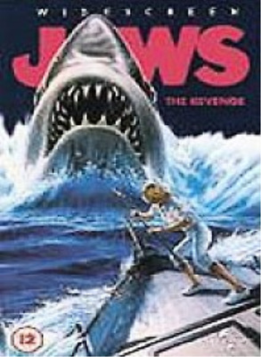 Lorraine Gary, Lance Guest-jaws - the revenge - Dutch Import DVD NEW