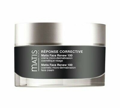 Matis Face Renew 100 - Réponse Corrective - Gommage peeling micro dermabrasion
