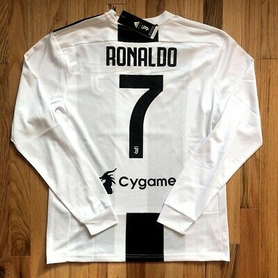 best website 5e723 190fa CRISTIANO RONALDO JERSEY Juventus Long Sleeve (Limited Edition)