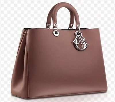 8d4166c93 CHRISTIAN DIOR LARGE DIORISSIMO Leather Tote Handbag $5100 - $899.00 ...
