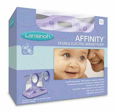 Lansinoh Affinity  * Double Electric Breast Pump * New, Sealed