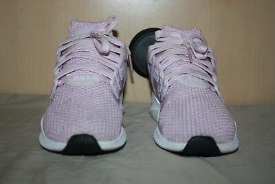 big sale ac85e a98f2 ADIDAS EQT ADV Pink Girls Sneakers Size 1y