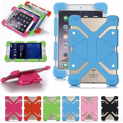 UK For Lenovo Tab E10 10.1 Inch / TB-X103F Tablet Shockproof Silicone Case Cover