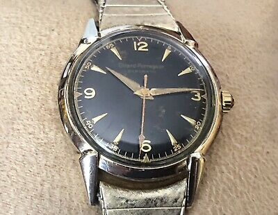 VINTAGE GIRARD PERREGAUX WATCH AUTO READY FOR MEN ship Worldwide Ask First