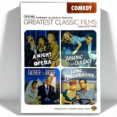 Arsenic and Old Lace/ The Long, Long Trailer/ Father of the Bride (2-Disc DVD)
