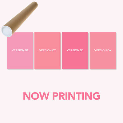 방탄소년단 | Bts [ Map Of The Soul : Persona ] 4 Ver. Set+4 Poster