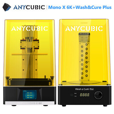 "ANYCUBIC SLA/LCD Photon S 3D Printer 2.8""TFT Matrix UV Light Resin Dual Z axis"