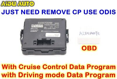 VW 5Q0907530AM MQB Canbus For Golf7 Passat B8 Tiguan With Driving mode Cruise