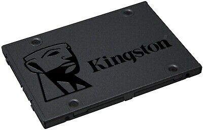 Kingston SSD A400 Solid State Drive (2.5 Inch SATA 3), 240 GB