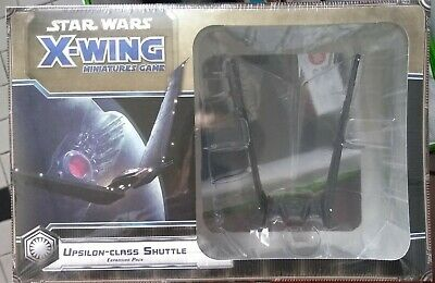 Star Wars: X-Wing - Upsilon-class Shuttle Expansion