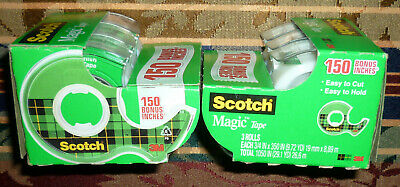 Scotch Magic Tape - 6 Rolls