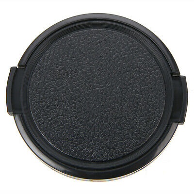 58mm Plastic Front Snap-on Lens Cap Hood Cover For Canon DSLR Digital Camera