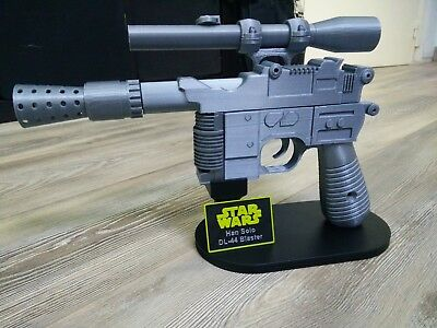 Kit Dl-44 Blaster Han Solo Star Wars Replique Impression 3D Cosplay