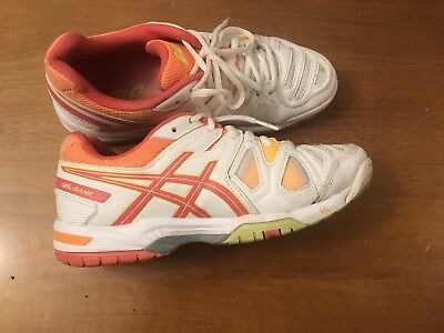 dc4d17f5f5c7 ASICS GEL GAME Womens Size 7 Athletic Training Shoes -  16.99