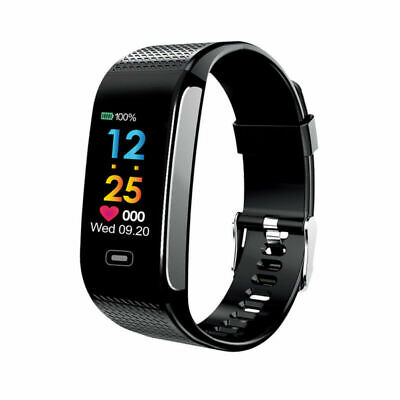 Smartwatch Impermeable Reloj inteligente Fitness Tracker CK18S Android IOS