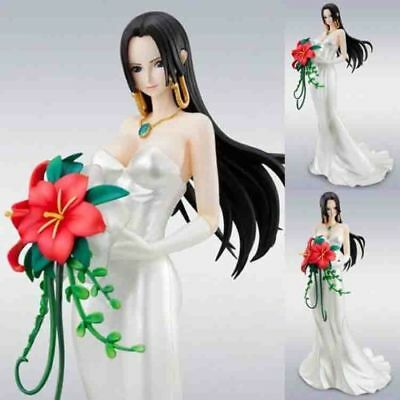 Toys & Hobbies Anime One Piece Q Posket Girls Season Special Boa Hancock Spring Ver Pvc Action Figures Collection Kids Toys Doll Gift 14cm