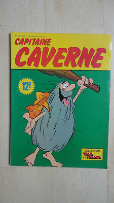 Bd Capitaine Caverne N°6 1980 Collection Tele Parade