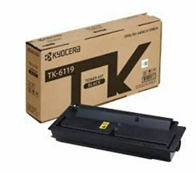 Kyocera TK-6119 Genuine (15k pages) Black Toner