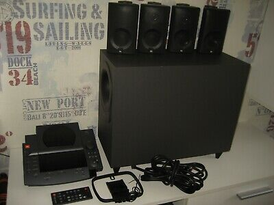 JBL ESC-550 5.1 Channel Home Theater System