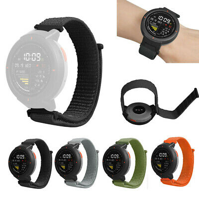 Replacement Nylon Sport Loop Wrist Band Strap for Huami Amazfit Verge Watch