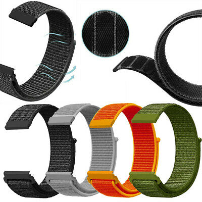 Wrist Band Strap Replacement Nylon Sport Loop for Huami Amazfit Bip Youth Watch