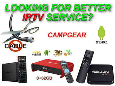 IPTV SUBSCRIPTION 5 Hours or 1-12 Months 3100 + LiveTV + PPV  IPTV SERVICE