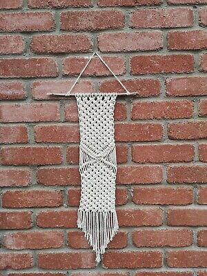 Modern Cotton Macrame Wall Hanging | Handmade | Boho | Wall Decor | Home Decor