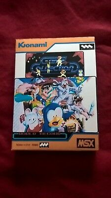 MSX KONAMI Full Collection Rom (New)