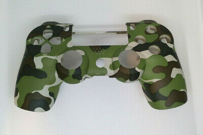 """Official PS4 V2 Controller """"Camo"""" Replacement Front Shell"""