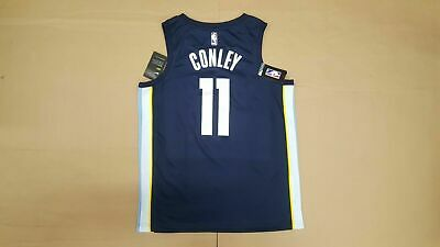 39adbdeb70e Nike Mike Conley Memphis Grizzlies Navy Icon Edition Swingman Jersey Sz  Large