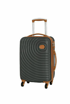 it luggage Suitecase Hard Shell Oasis 21.3 Spinner Carry On Dark Shadow Gray