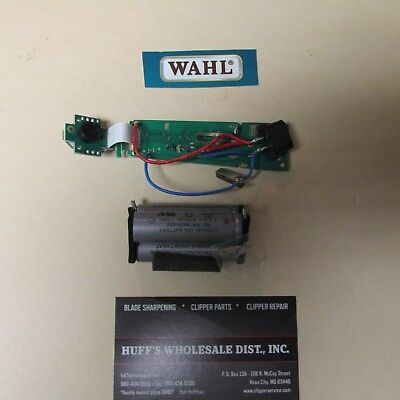 Wahl Bravura Replacement PC Board & Battery For Lithium Battery Bravura