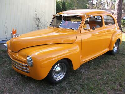 1947 Ford Other TUDOR DELUXE 1947 Ford Tudor Deluxe Hot Rod