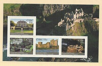 IRELAND - 1717b - S/S- MNH - 2007 - IRISH CASTLES