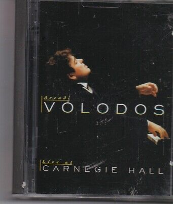 Areadi Volodos-Live  At Carnegie Hall Minidisc Album