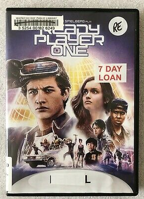 Ready Player One (DVD, 2018)