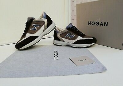 ef0e439dc9c52 Scarpe Hogan N.40 (6) ORIGINALI Uomo Interactive Shoes Men Size Made in