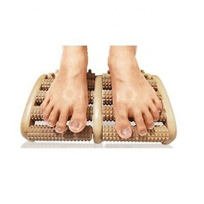 Foot Massager Roller Acupressure Health Therapy Stress and Pain Relief
