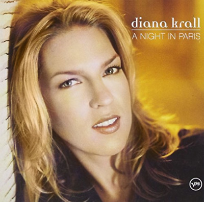 Diana Krall-One Night in Paris - Uk Special Edition With Bonus Track CD NEU