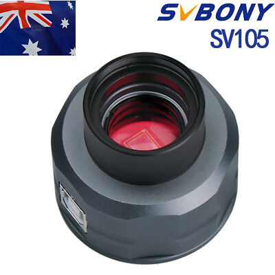 "SV105 1.25"" Smart Webcam Electronic Eyepieces Fit for 2MP Astronomy Camera AU"