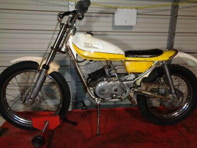 1974 Yamaha Other  1974 YAMAHA TY80 RUNNING , GREAT START !!  PROJECT !!! RARE FIND!!