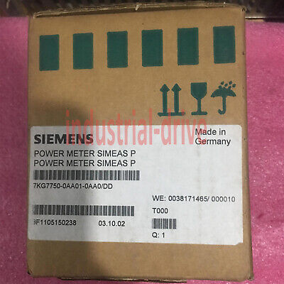 New  1PC Siemens 7KG7750-0AA01-0AA0 7KG7 750-0AA01-0AA0   1 year warranty