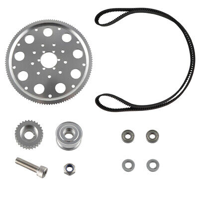 Belt Drive No More 415 Chain Fits 2-Stroke 66cc Engine Motorized Bicycle