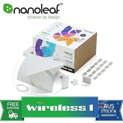 Brand New Nanoleaf Rhythm Smarter Kit - 15 Pack