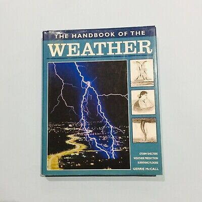 The Handbook Of The Weather: by Gerrie McCall (Hardcover)