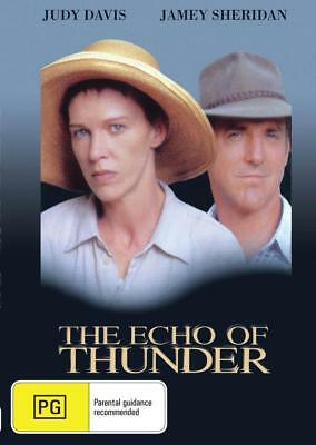 The Echo Of Thunder - Judy Davis - New & Sealed Dvd - Free Local Post