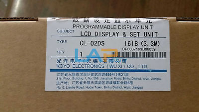 1PC NEW For KOYO Text Display CL-02DS