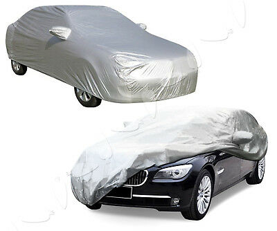 5.3M Car Cover Waterproof Wind Rain Resistant UV Outdoor Protection XXL Size
