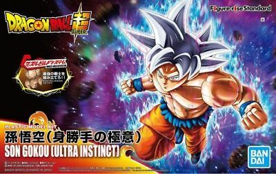 Figure-rise Standard Son Goku Ultra Instinct Dragon ball Super Model Kit BANDAI*