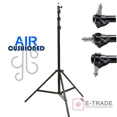 "F&V HeavyDuty Studio Light Stand 120cm - 320cm - Air Cushioned - ""809"""